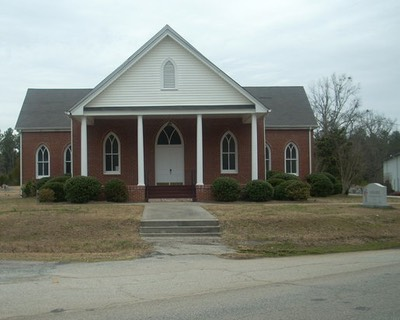 McKendree Methodist Church